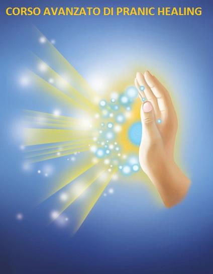 Corso avanzato di Pranic Healing