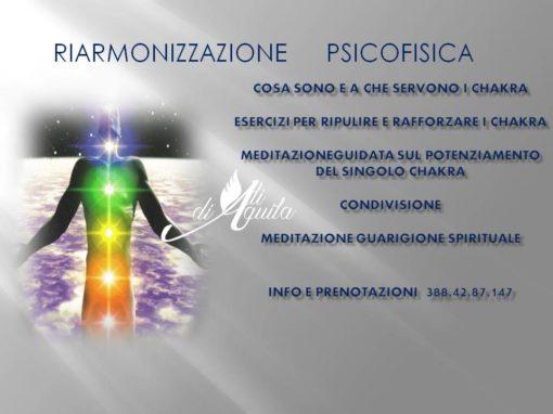 riarmonizzazione psicofisica
