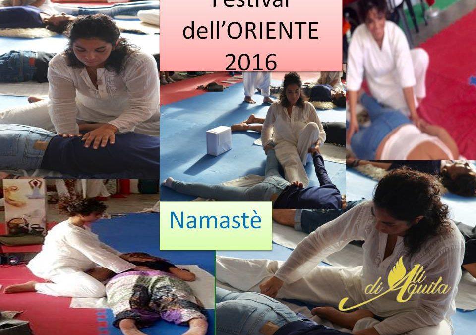 """Festival del""""Oriente 2016"""