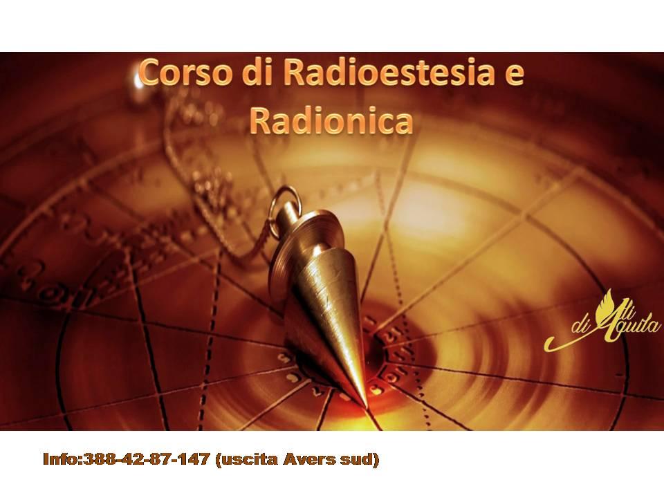 corso di radioestesia e radionica